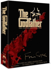 The Godfather - The Coppola Restoration | Francis Ford Coppola | RC1 USA - Paramount