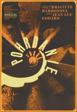 contempt-czech-poster-22x325-1963